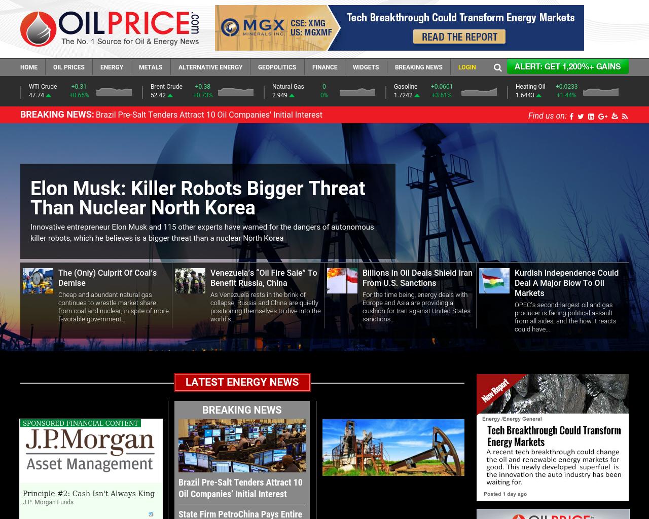 OilPrice-Advertising-Reviews-Pricing