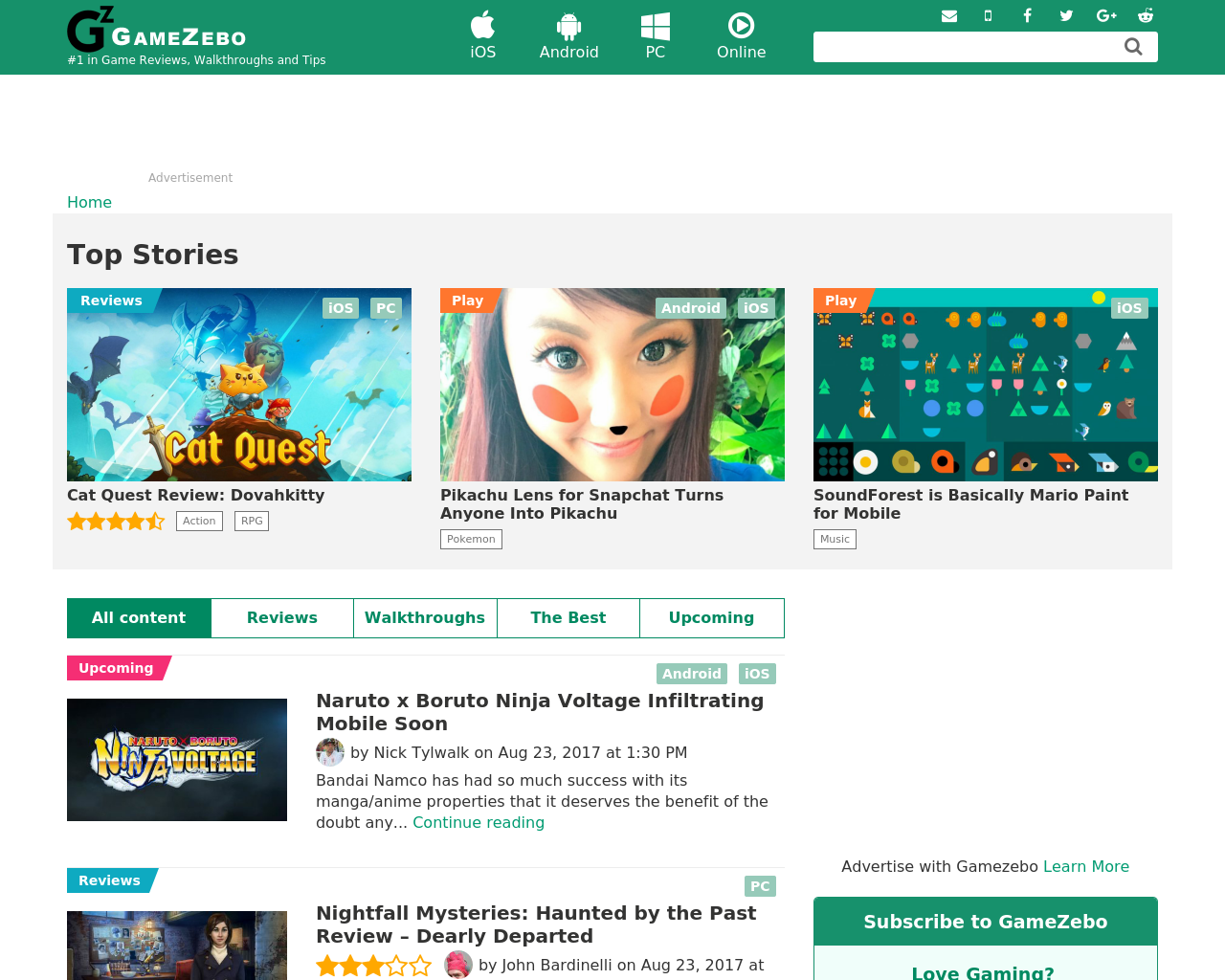 Gamezebo-Advertising-Reviews-Pricing