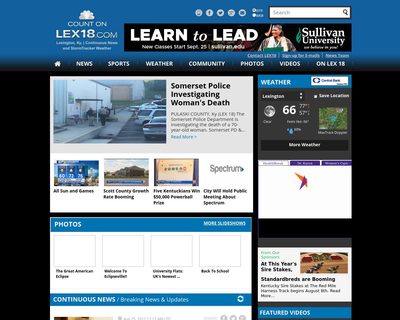 LEX18.com-Advertising-Reviews-Pricing