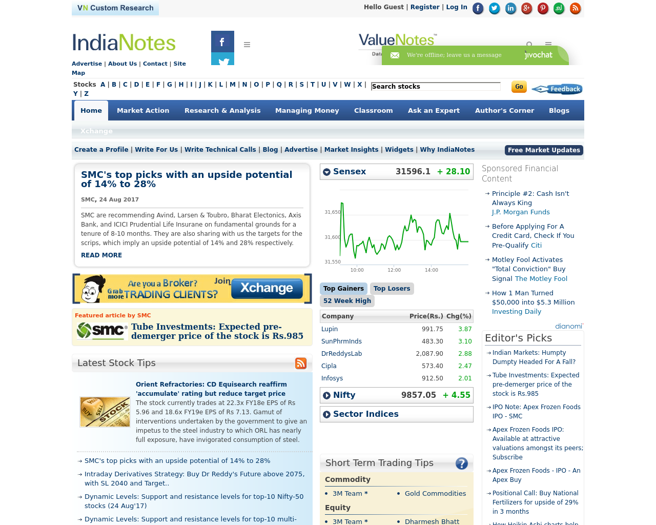 Indianotes.com-Advertising-Reviews-Pricing