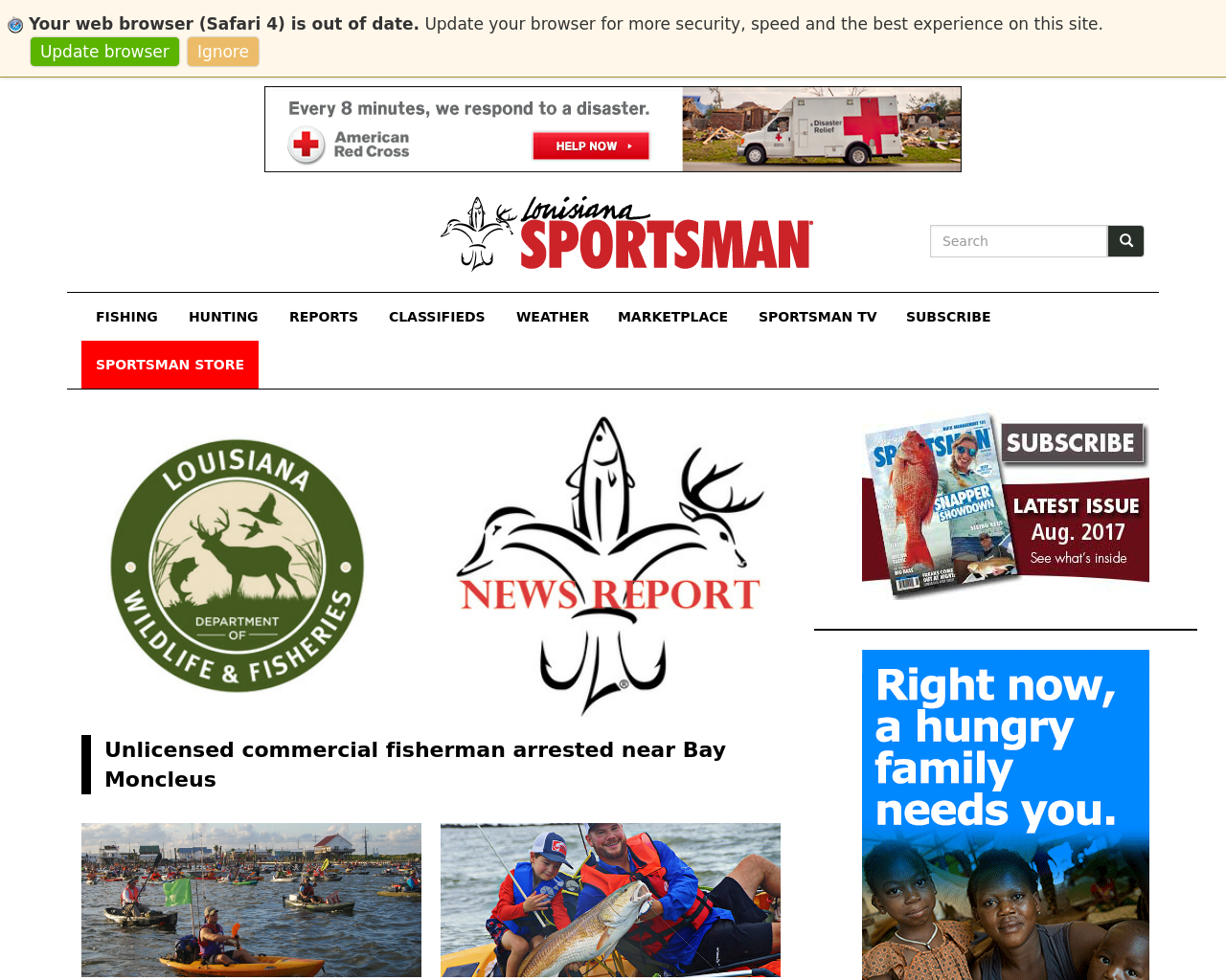 Louisiana-Sportsman-Advertising-Reviews-Pricing