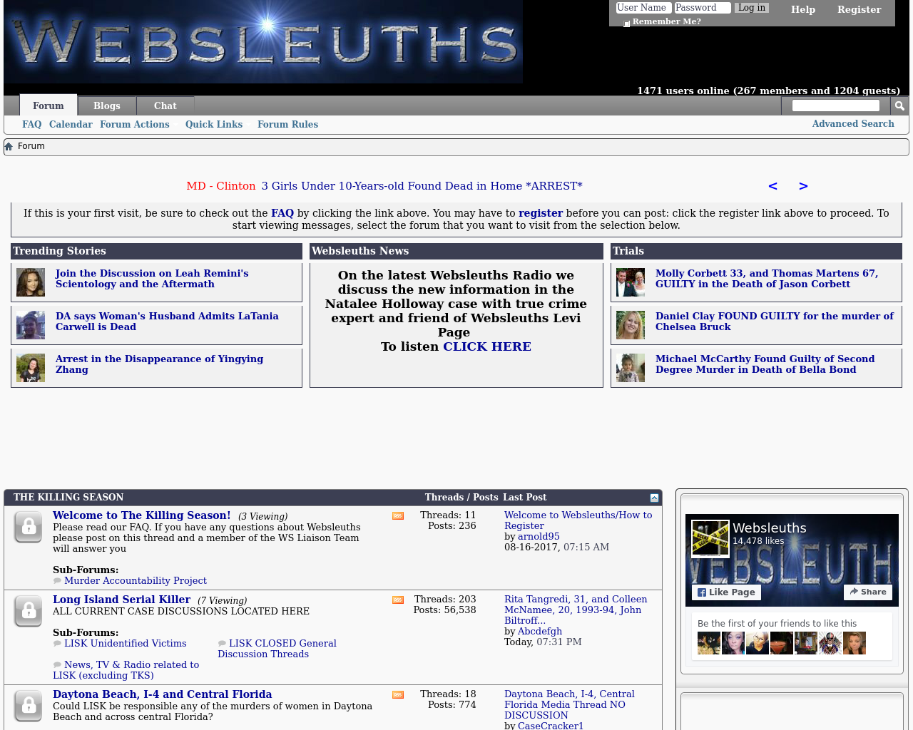Websleuths-Crime-Advertising-Reviews-Pricing