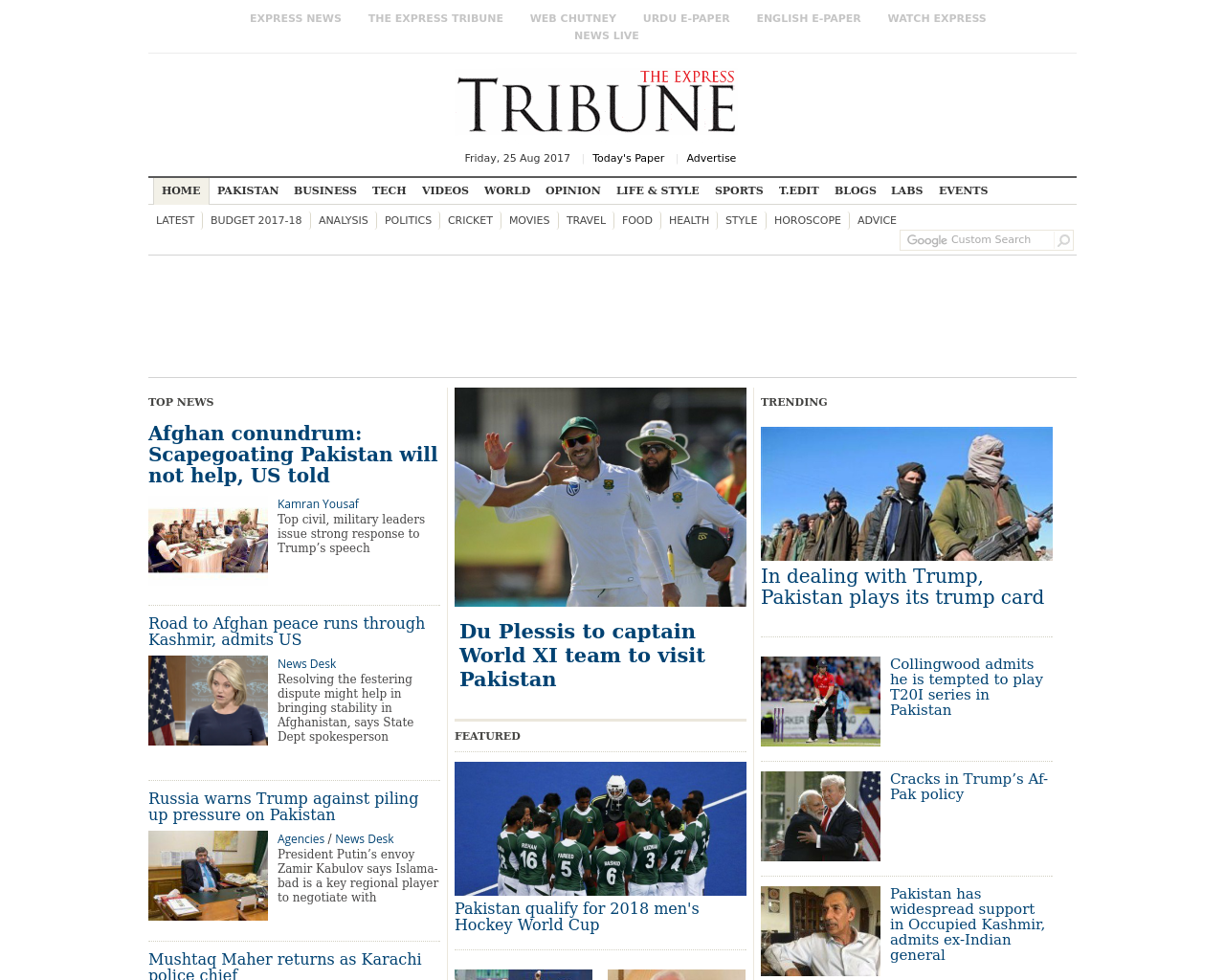 The-Express-Tribune-Advertising-Reviews-Pricing
