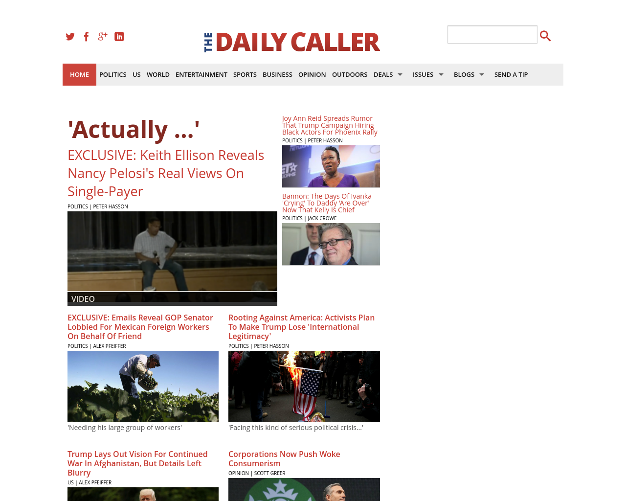 The-Daily-Caller-Advertising-Reviews-Pricing