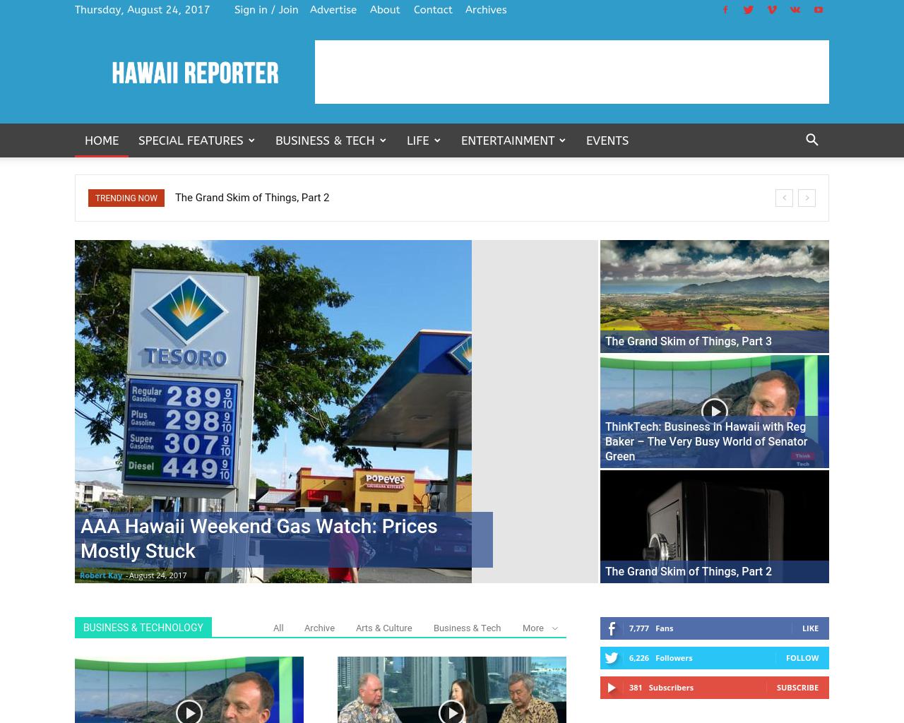 Hawaii-Reporter-Advertising-Reviews-Pricing