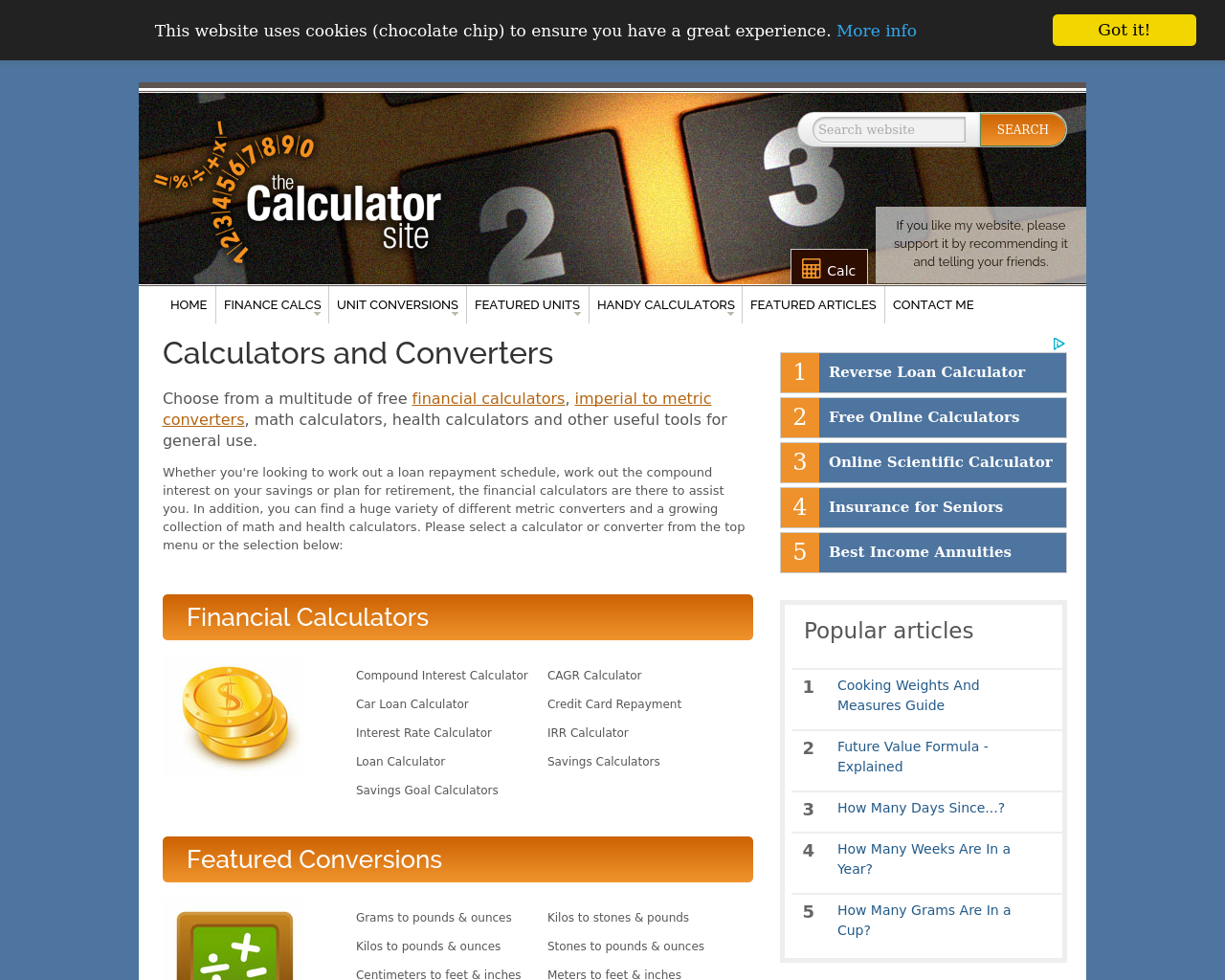 The-Calculator-Site-Advertising-Reviews-Pricing