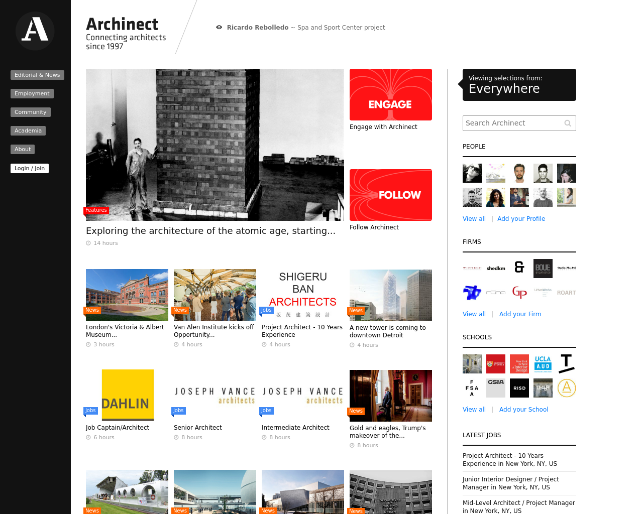 Archinect-Advertising-Reviews-Pricing