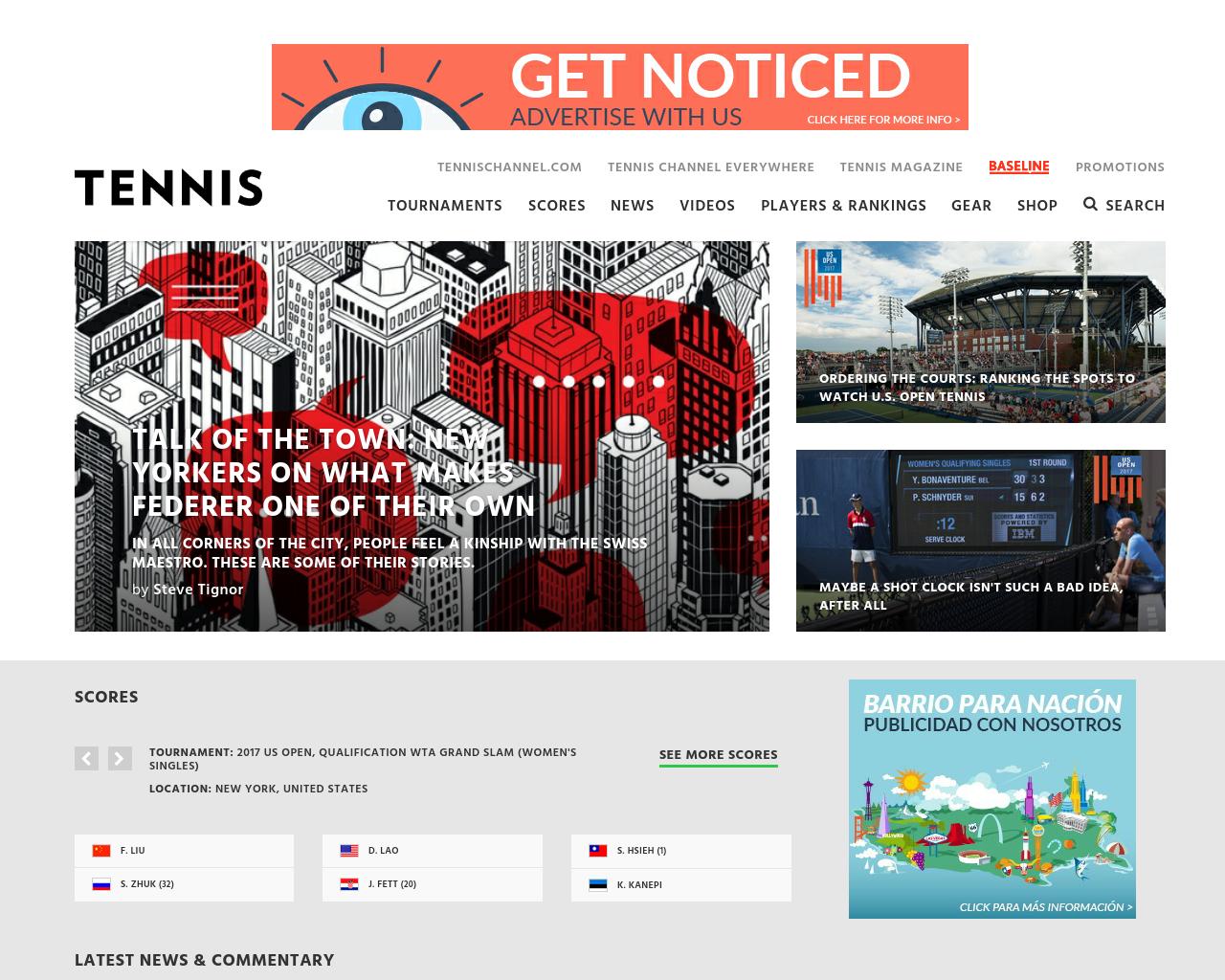 TENNIS-Advertising-Reviews-Pricing