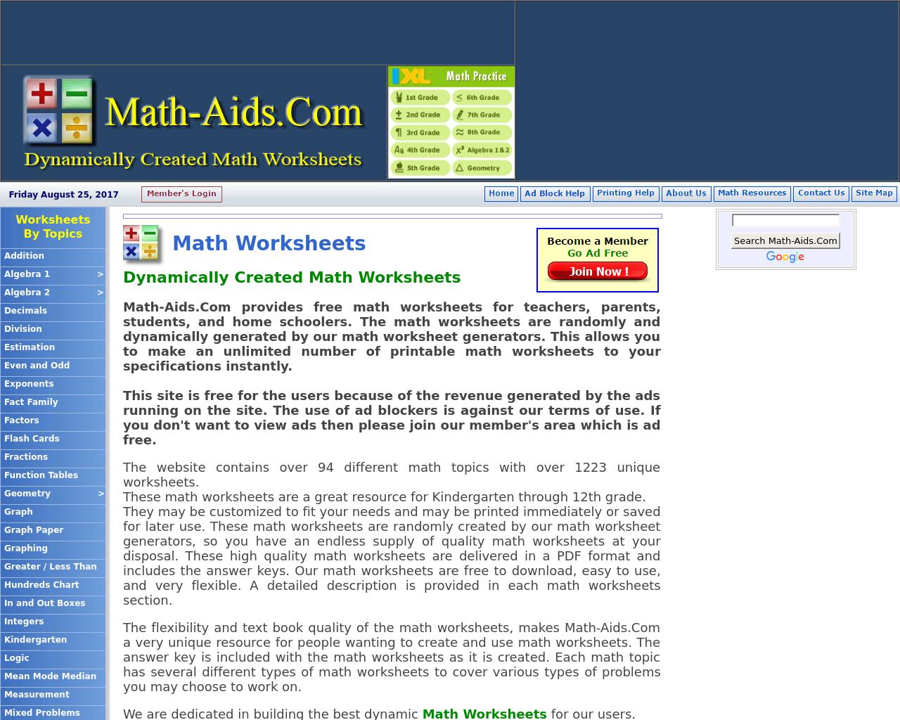 Math-Aids.com-Advertising-Reviews-Pricing