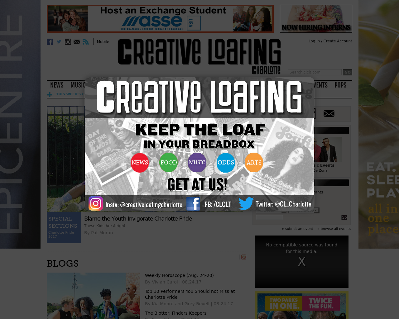 Creative-Loafing-Charlotte-Advertising-Reviews-Pricing