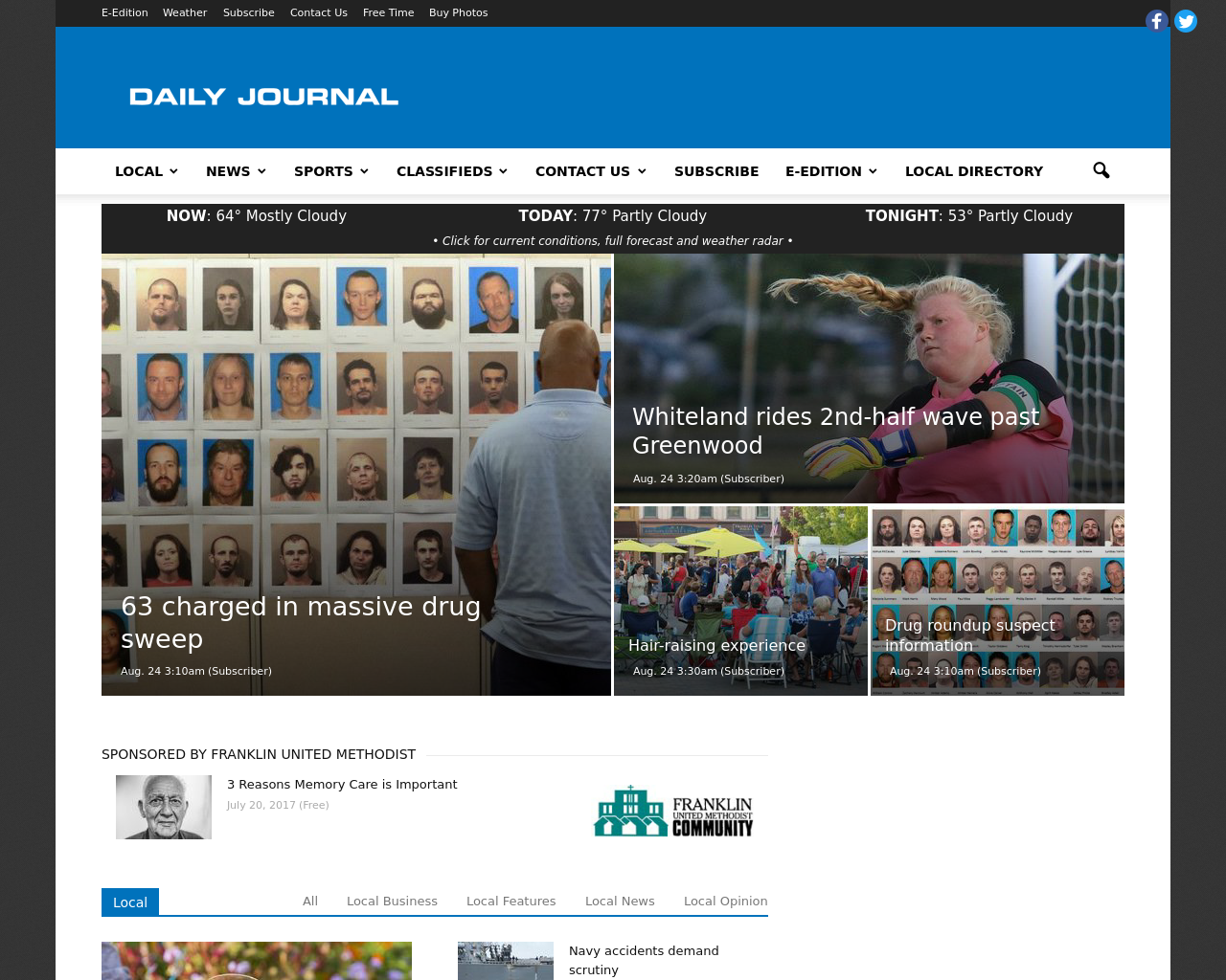 Dailyjournal-Advertising-Reviews-Pricing