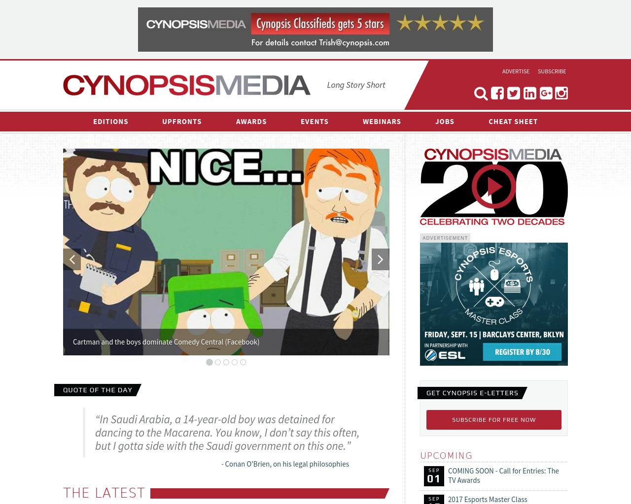 Cynopsis-Media-Advertising-Reviews-Pricing
