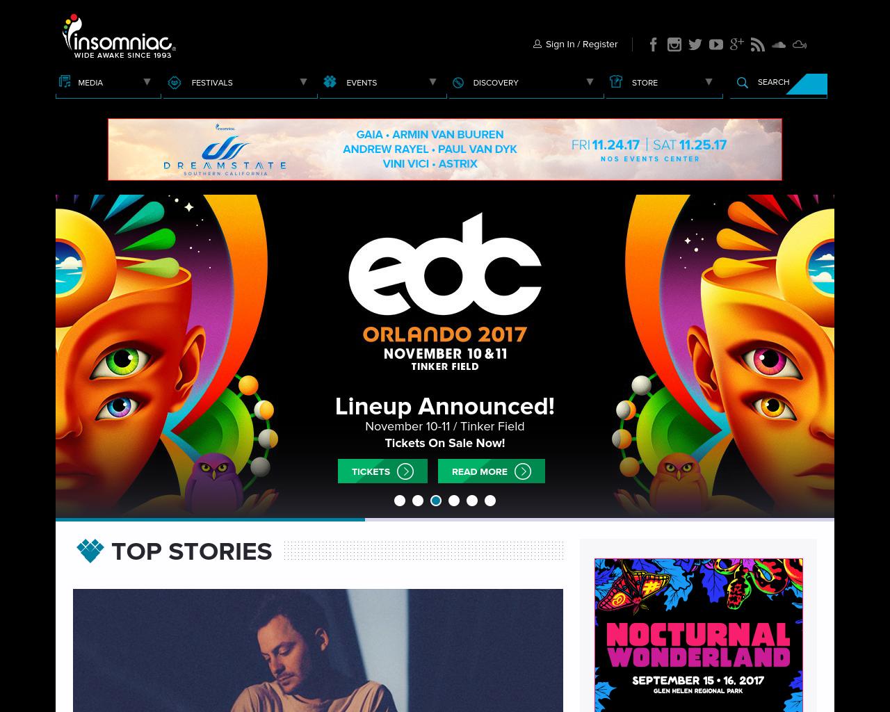 Insomniac.com-Advertising-Reviews-Pricing
