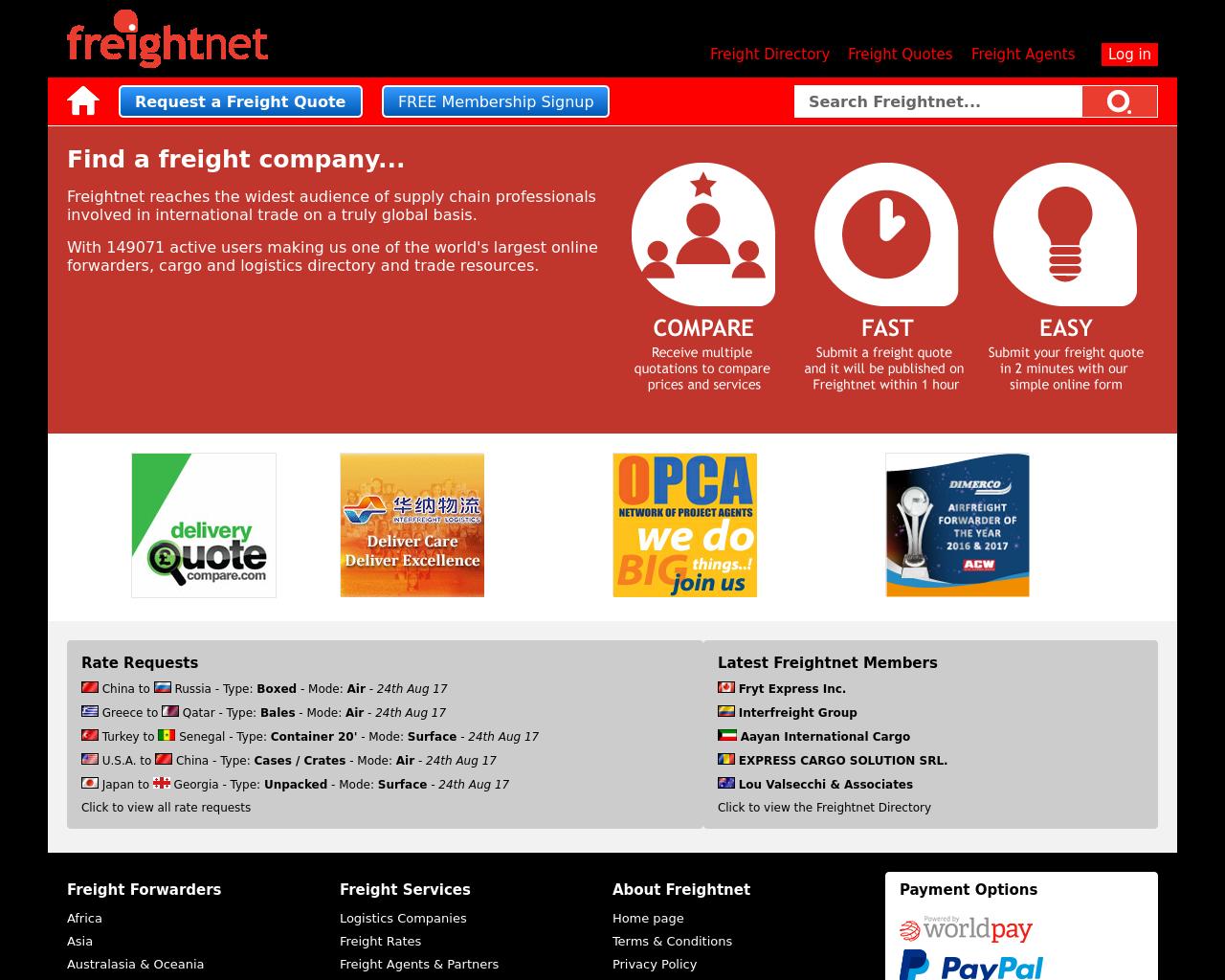 Freightnet-Advertising-Reviews-Pricing