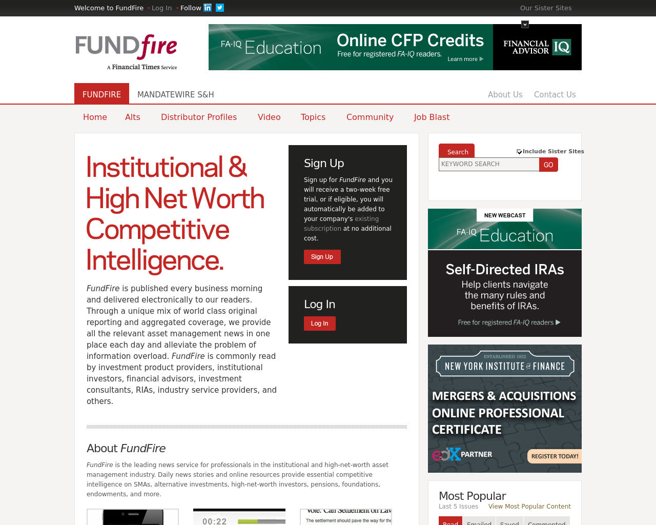Fundfire.com-Advertising-Reviews-Pricing