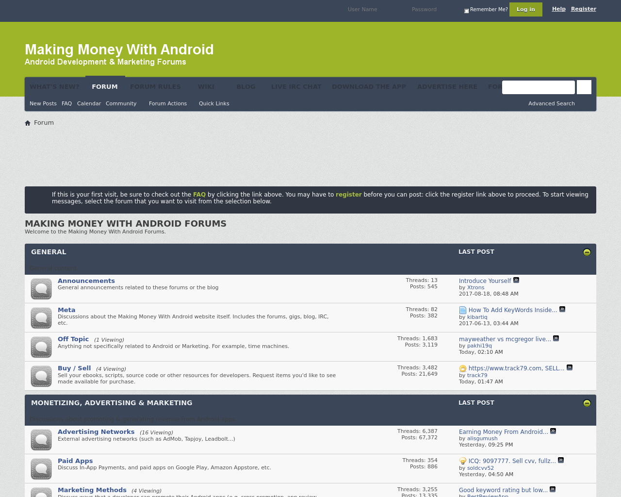 Making-Money-With-Android-Advertising-Reviews-Pricing