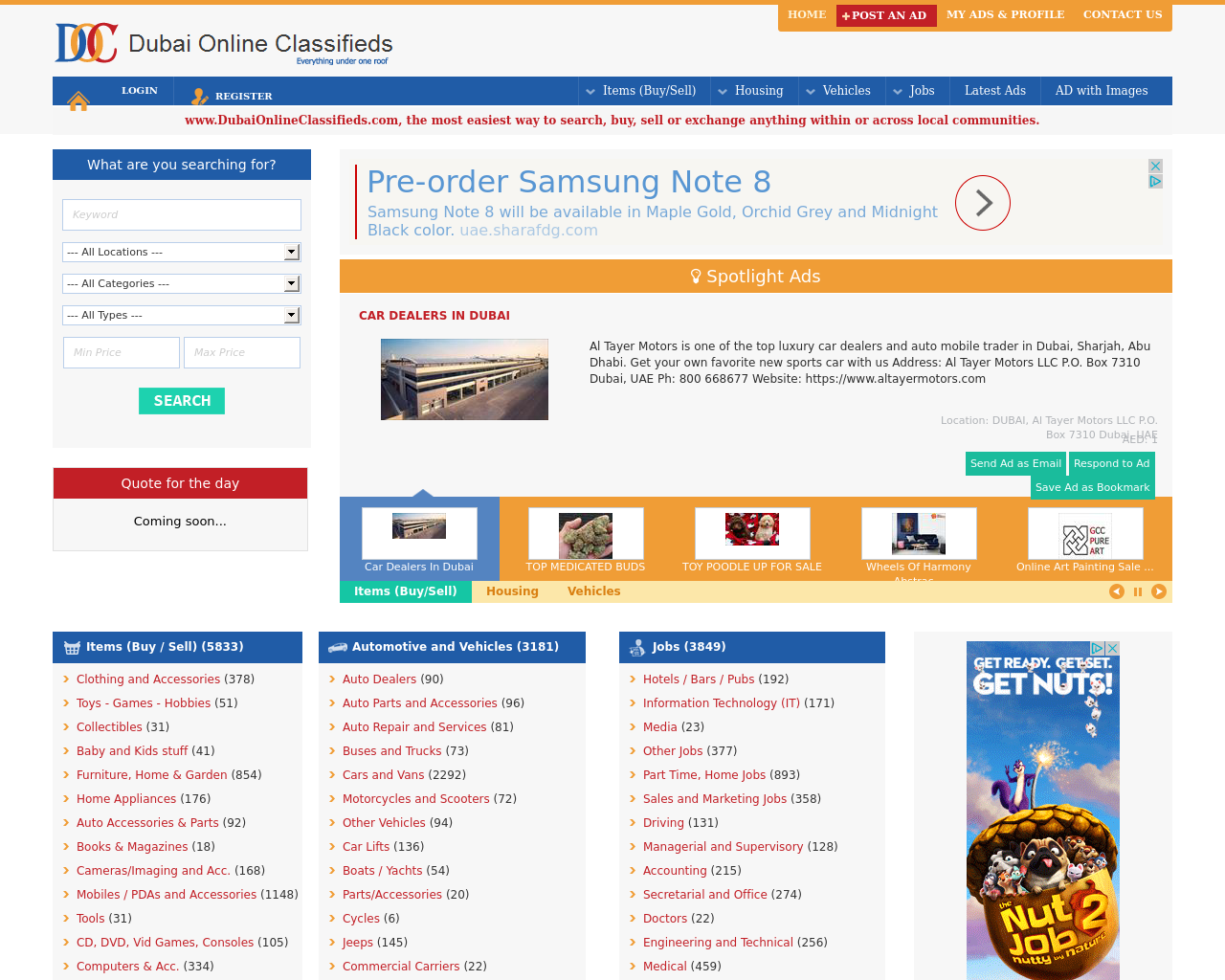 Dubai-Online-Classifieds-Advertising-Reviews-Pricing