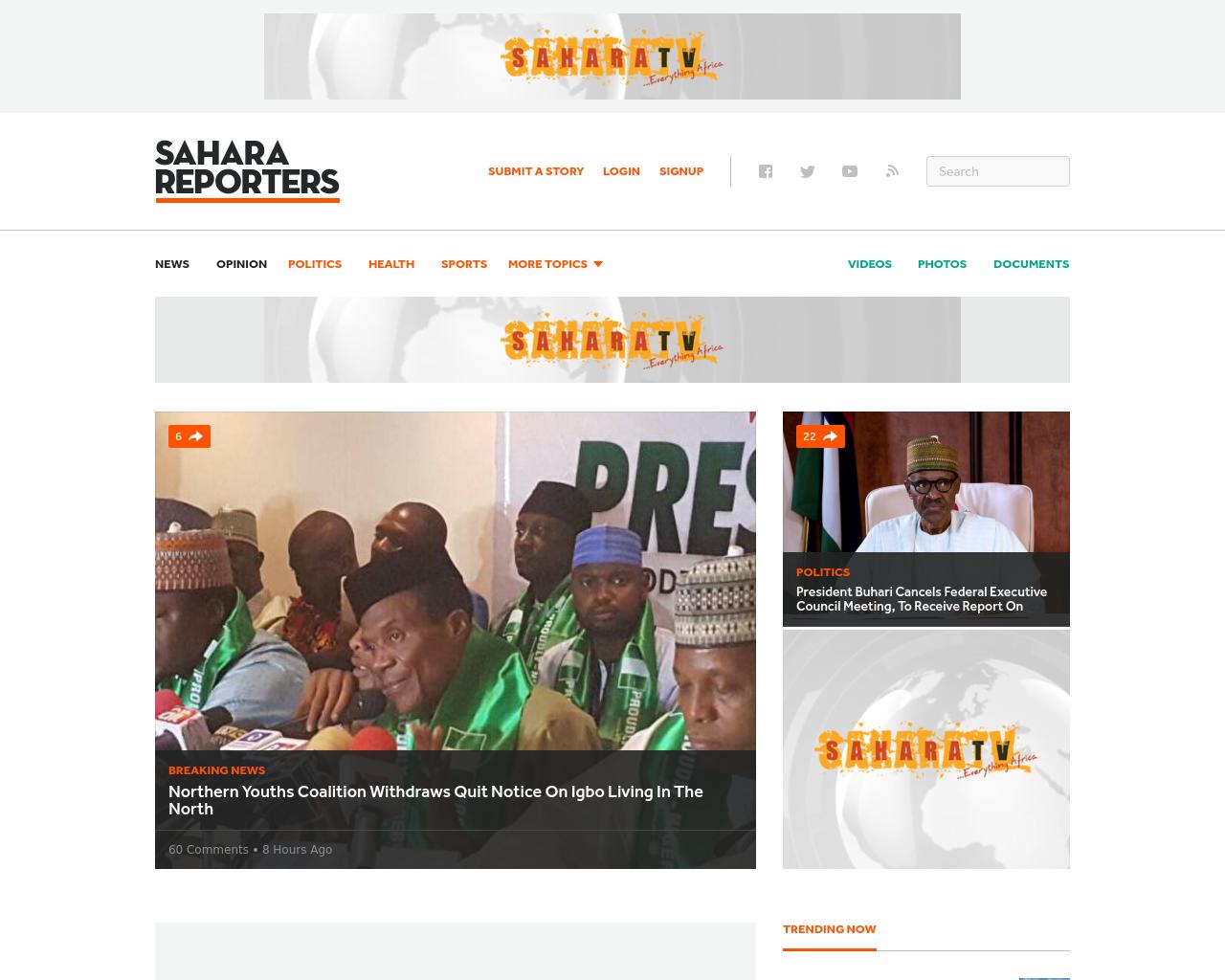 Sahara-Reporters-Advertising-Reviews-Pricing