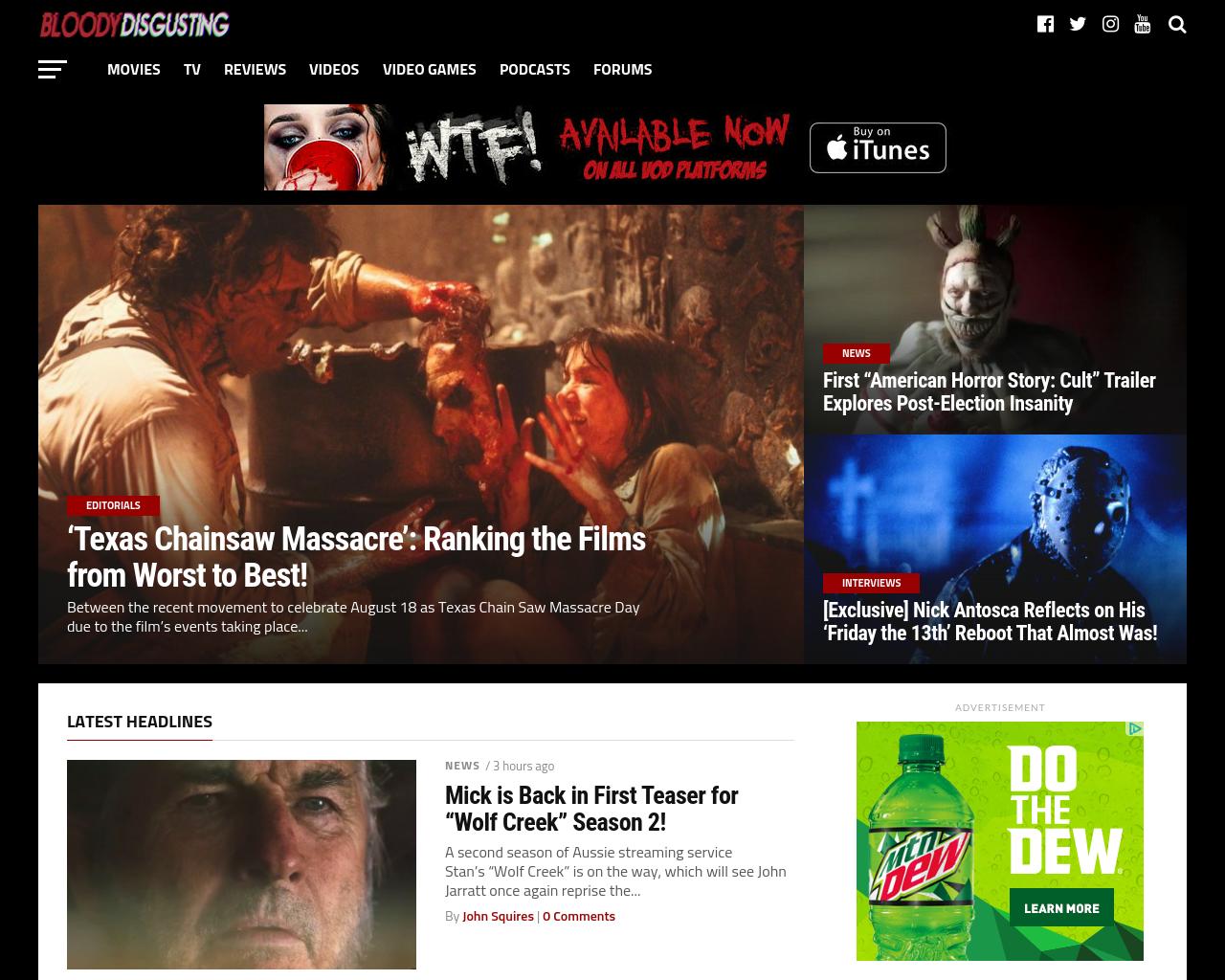 Bloody-Disgusting-Advertising-Reviews-Pricing