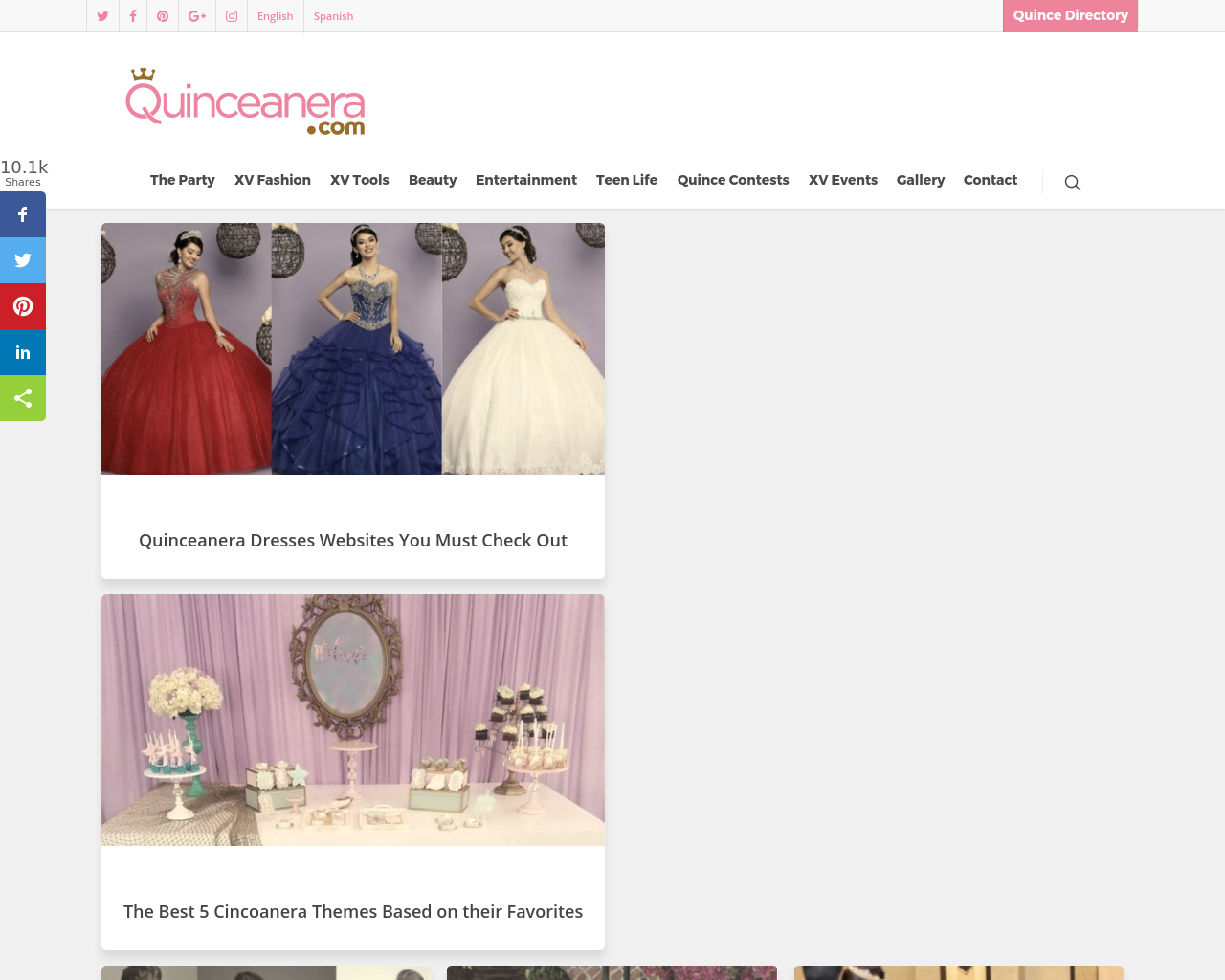 Quinceanera-Advertising-Reviews-Pricing