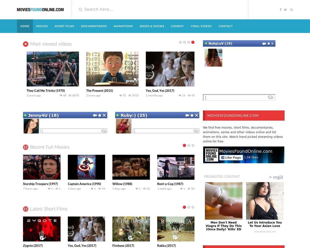 Moviesfoundonline.com-Advertising-Reviews-Pricing
