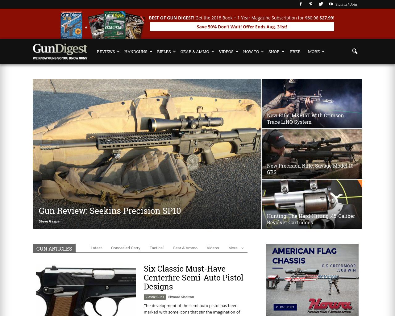 Gun-Digest-Advertising-Reviews-Pricing