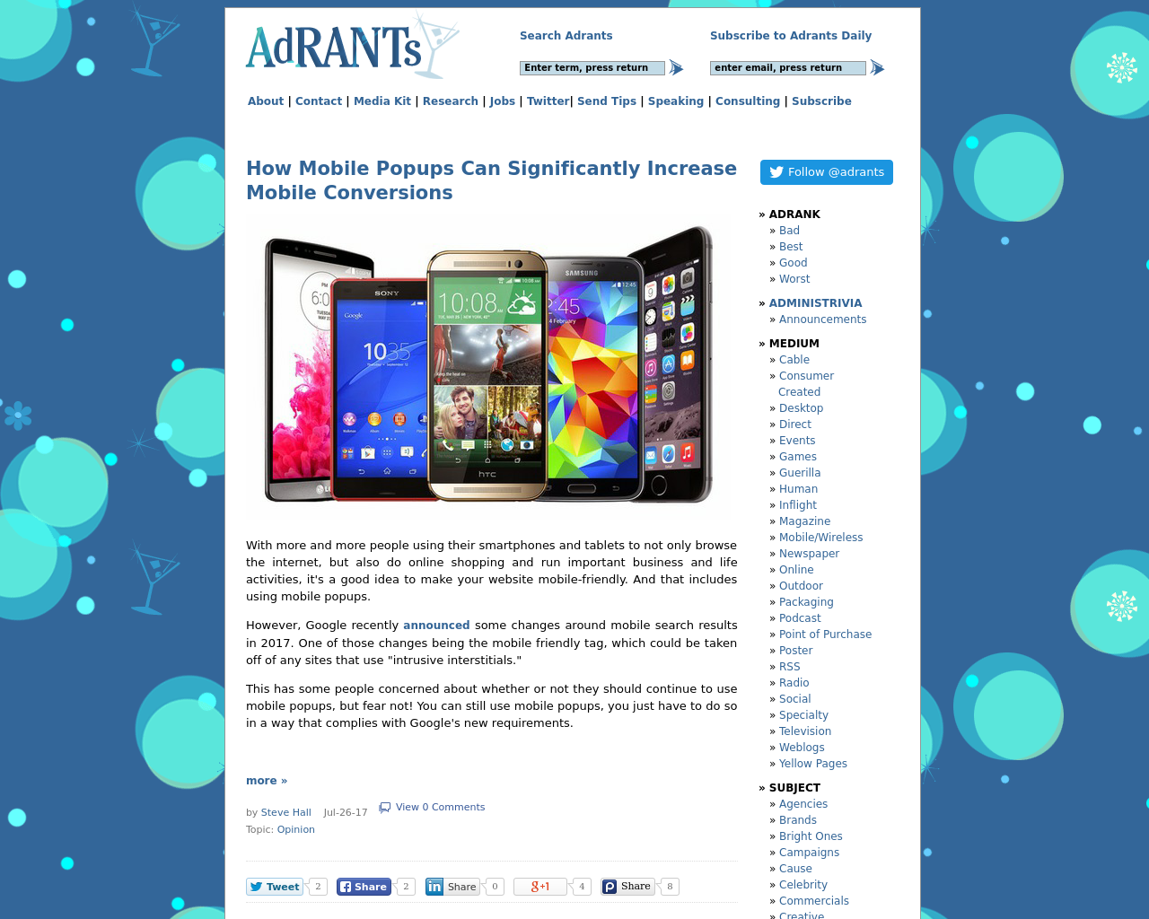 Adrants-Advertising-Reviews-Pricing