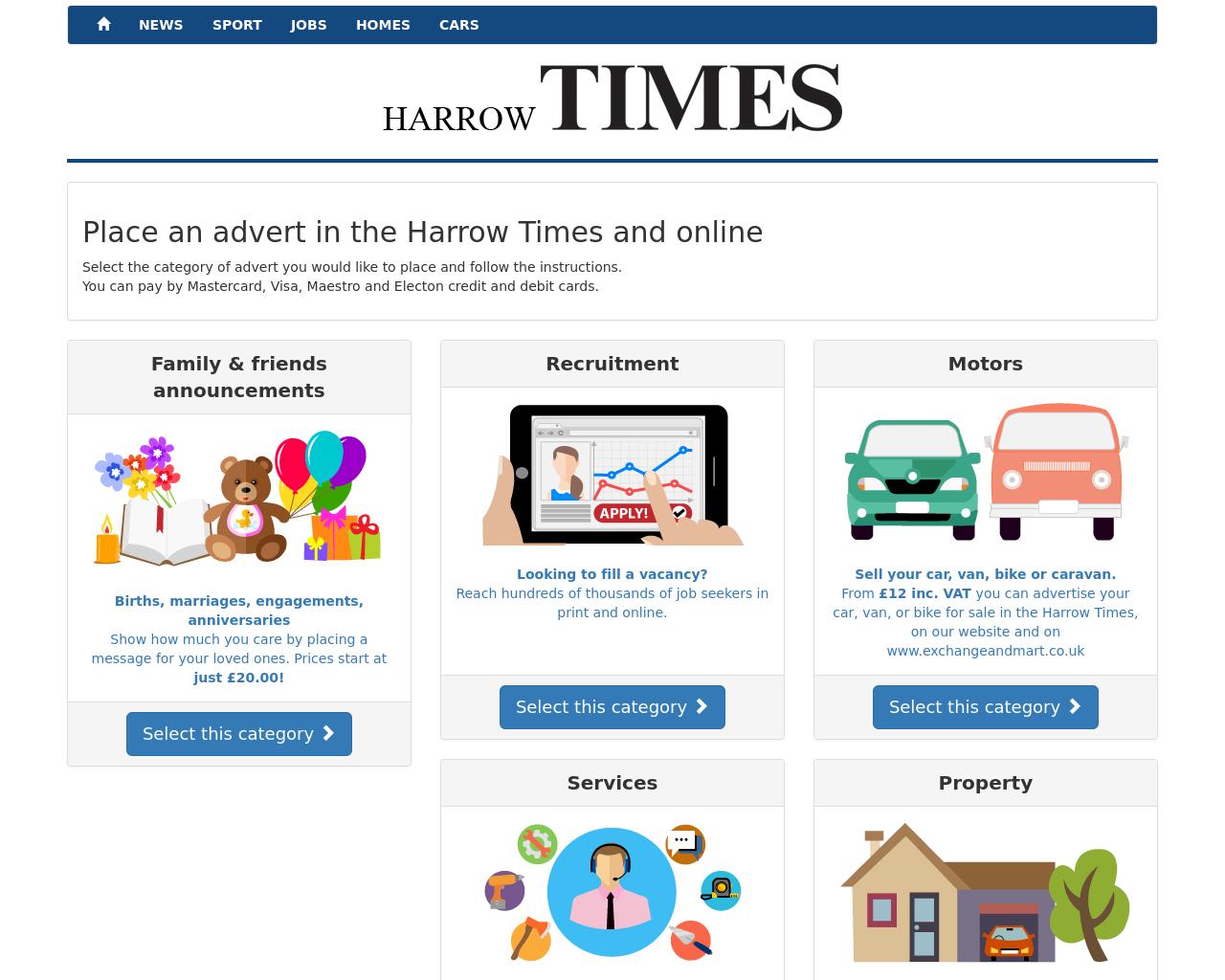 Harrow-Times-Advertising-Reviews-Pricing