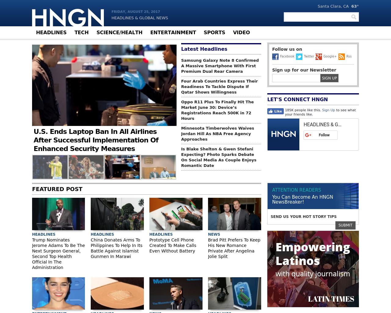 Headlines-&-Global-News-Advertising-Reviews-Pricing