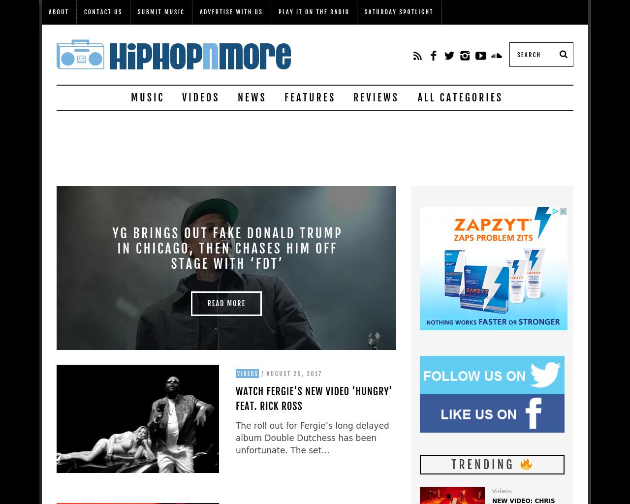 HipHop-N-More-Advertising-Reviews-Pricing