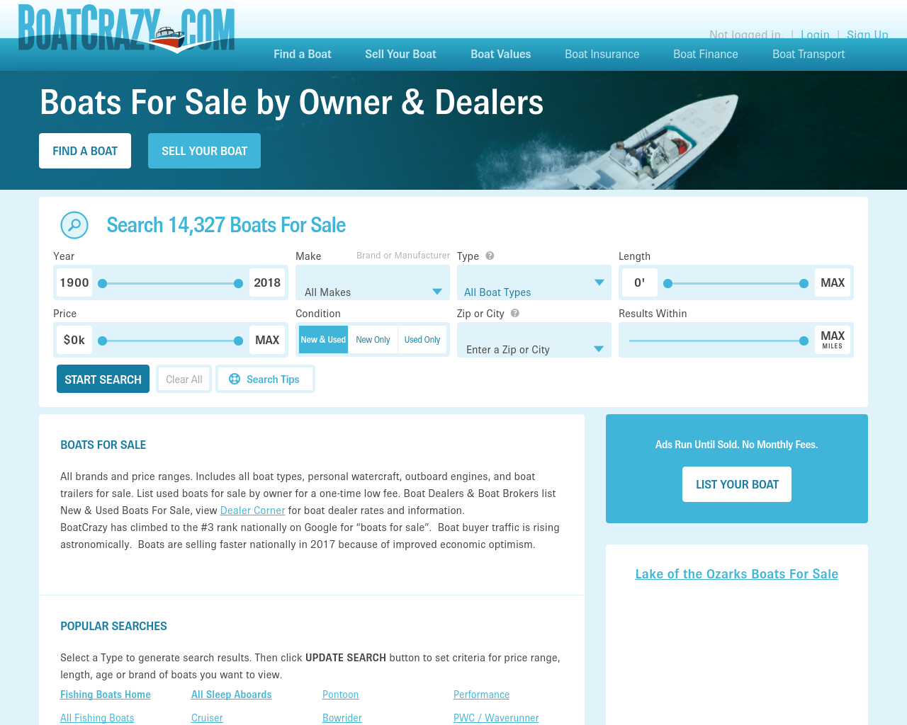 BoatCrazy.com-Advertising-Reviews-Pricing