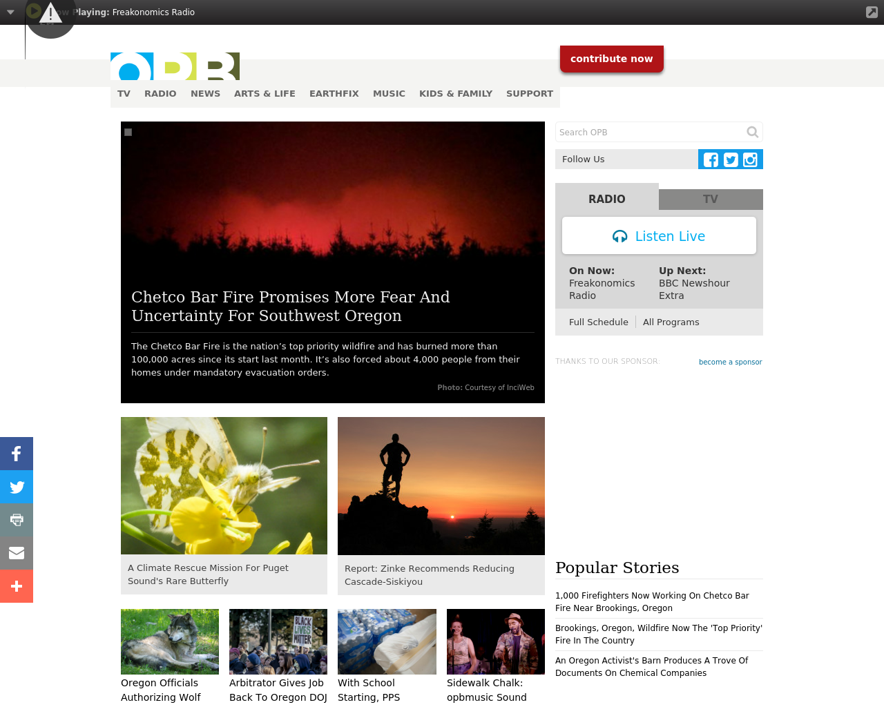 opb advertising mediakits, reviews, pricing, traffic, rate card cost