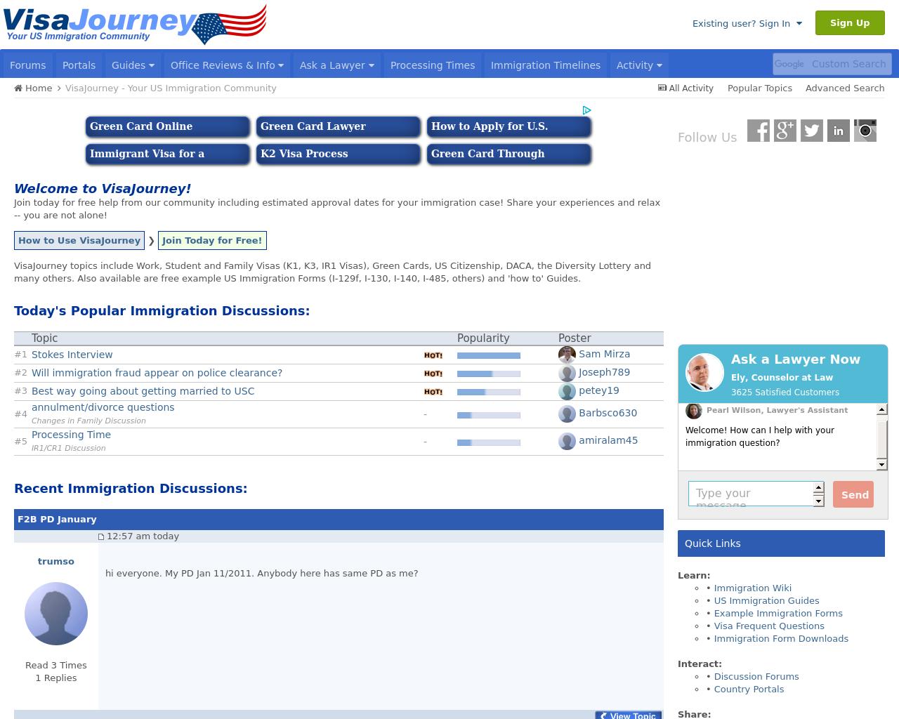 VisaJourney-Advertising-Reviews-Pricing