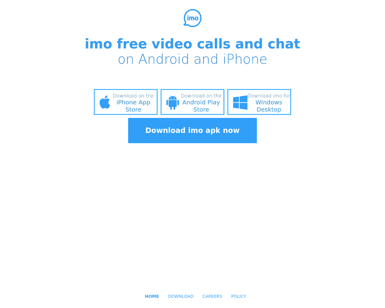 imo-messenger-Advertising-Reviews-Pricing
