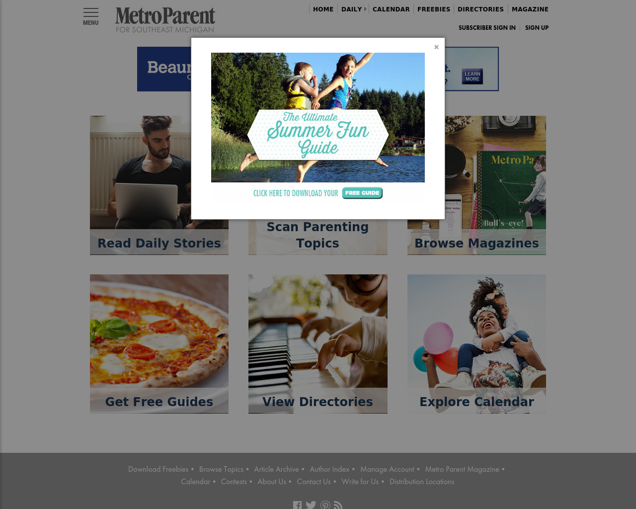Metroparent-Advertising-Reviews-Pricing