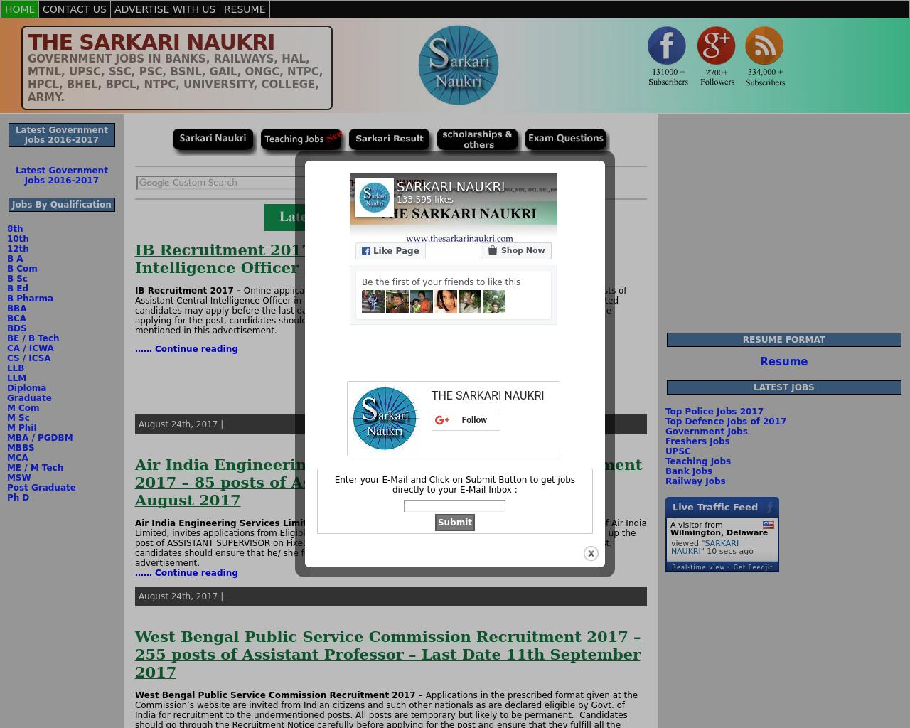 The-Sarkari-Naukri-Advertising-Reviews-Pricing