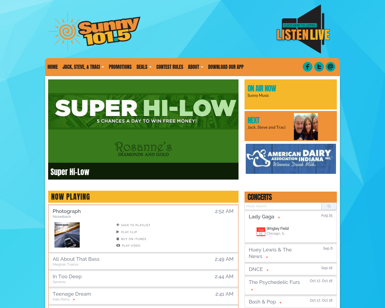 Sunny-101.5-FM-Advertising-Reviews-Pricing