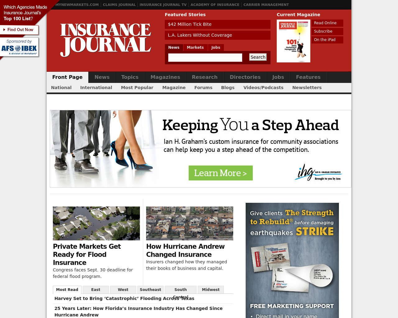 Insurance-Journal-Advertising-Reviews-Pricing