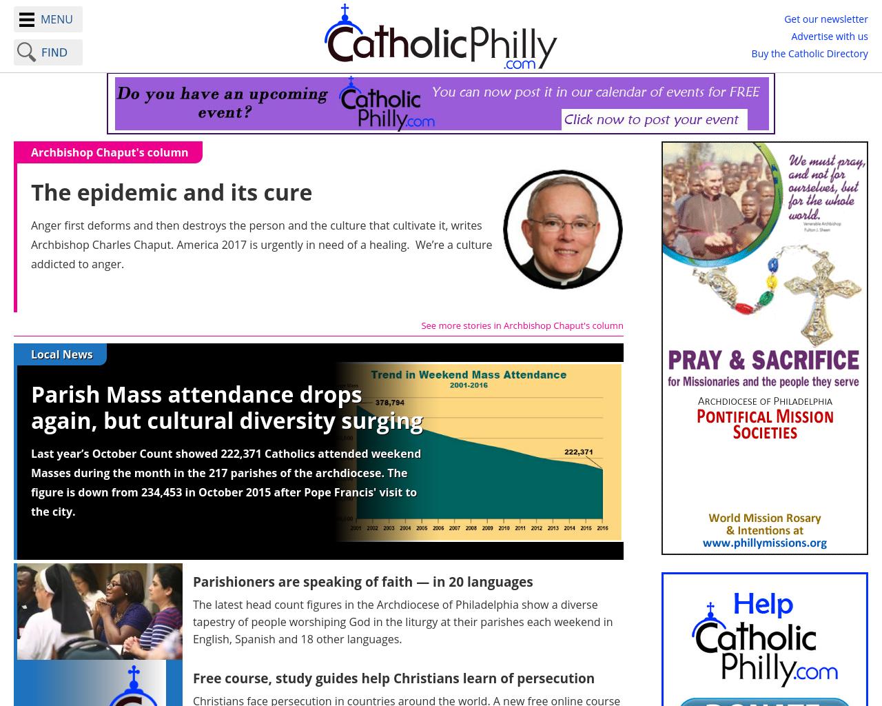 CatholicPhilly.com-Advertising-Reviews-Pricing
