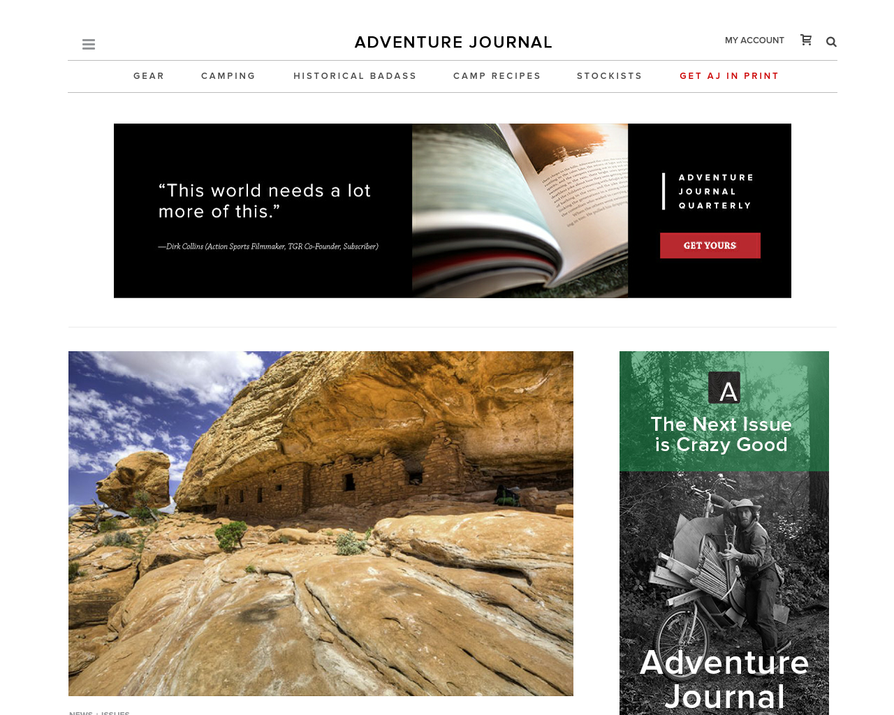Adventure-Journal-Advertising-Reviews-Pricing