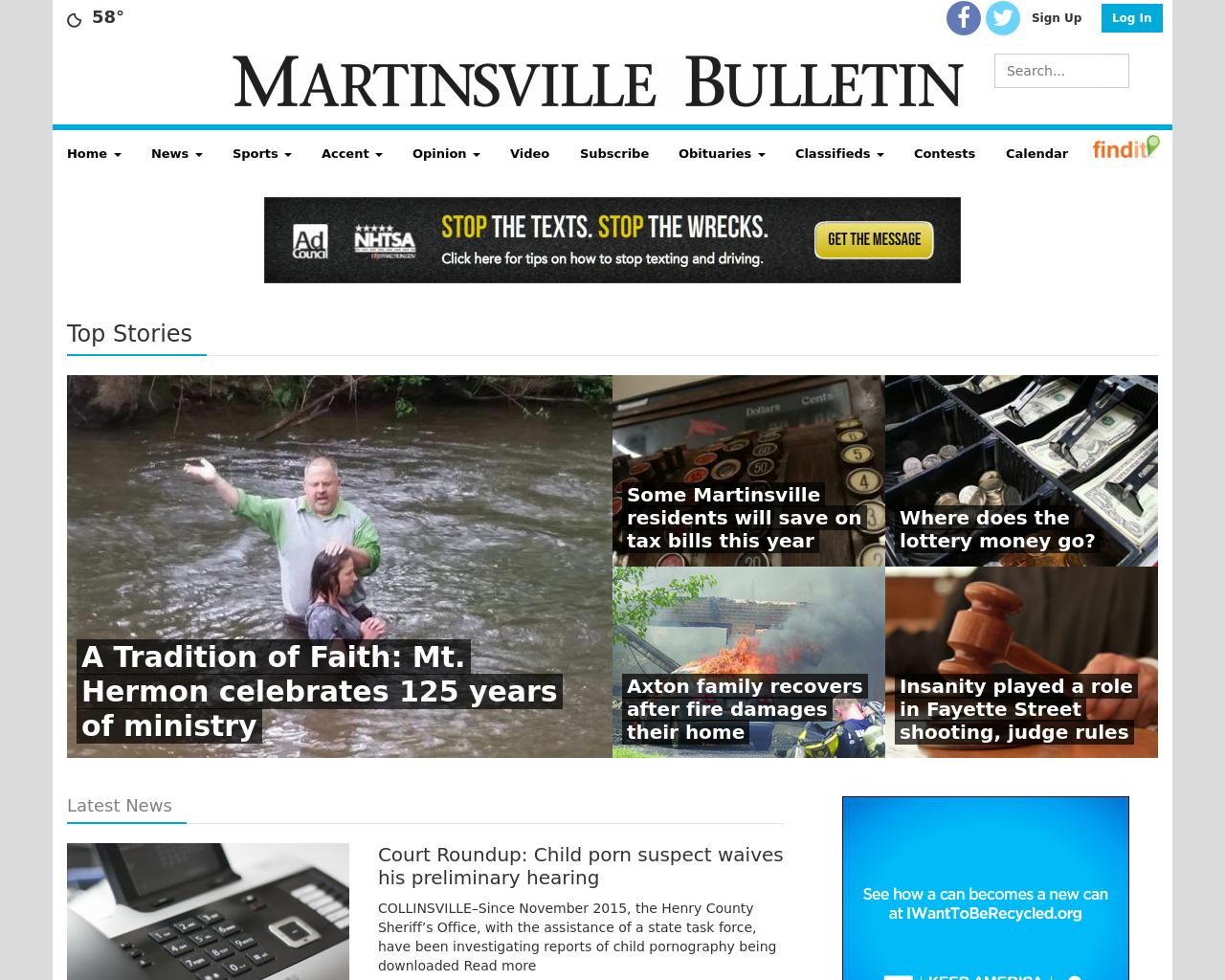 Martinsville-Bulletin-Advertising-Reviews-Pricing