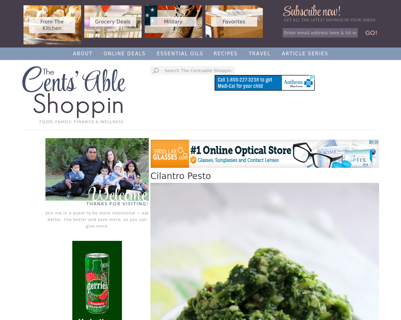 the-centsable-shoppin'-Advertising-Reviews-Pricing