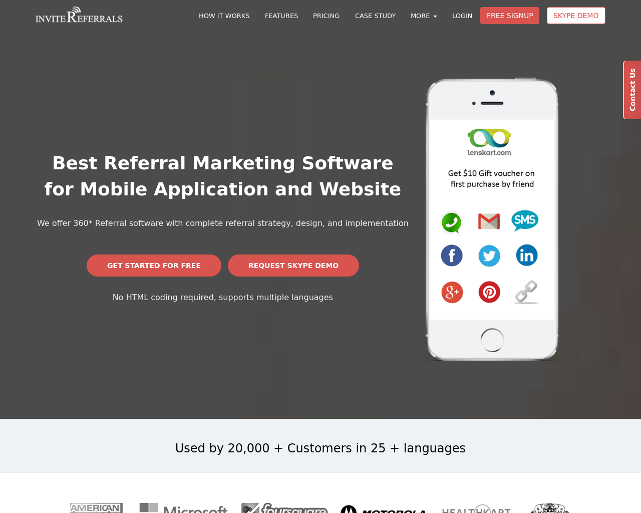 Invite-Referrals-Advertising-Reviews-Pricing