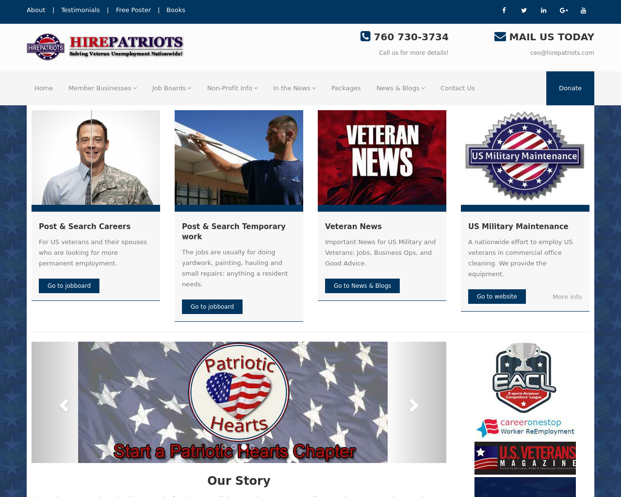 Hirepatriots.com-Advertising-Reviews-Pricing