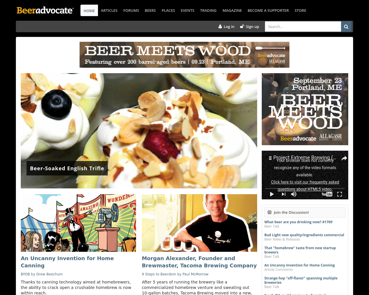 BeerAdvocate-Advertising-Reviews-Pricing
