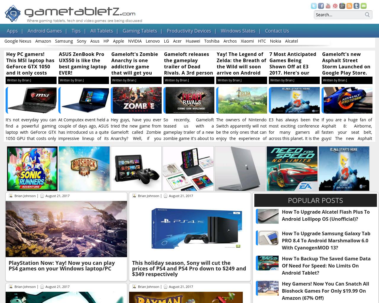 Gametabletz.com-Advertising-Reviews-Pricing