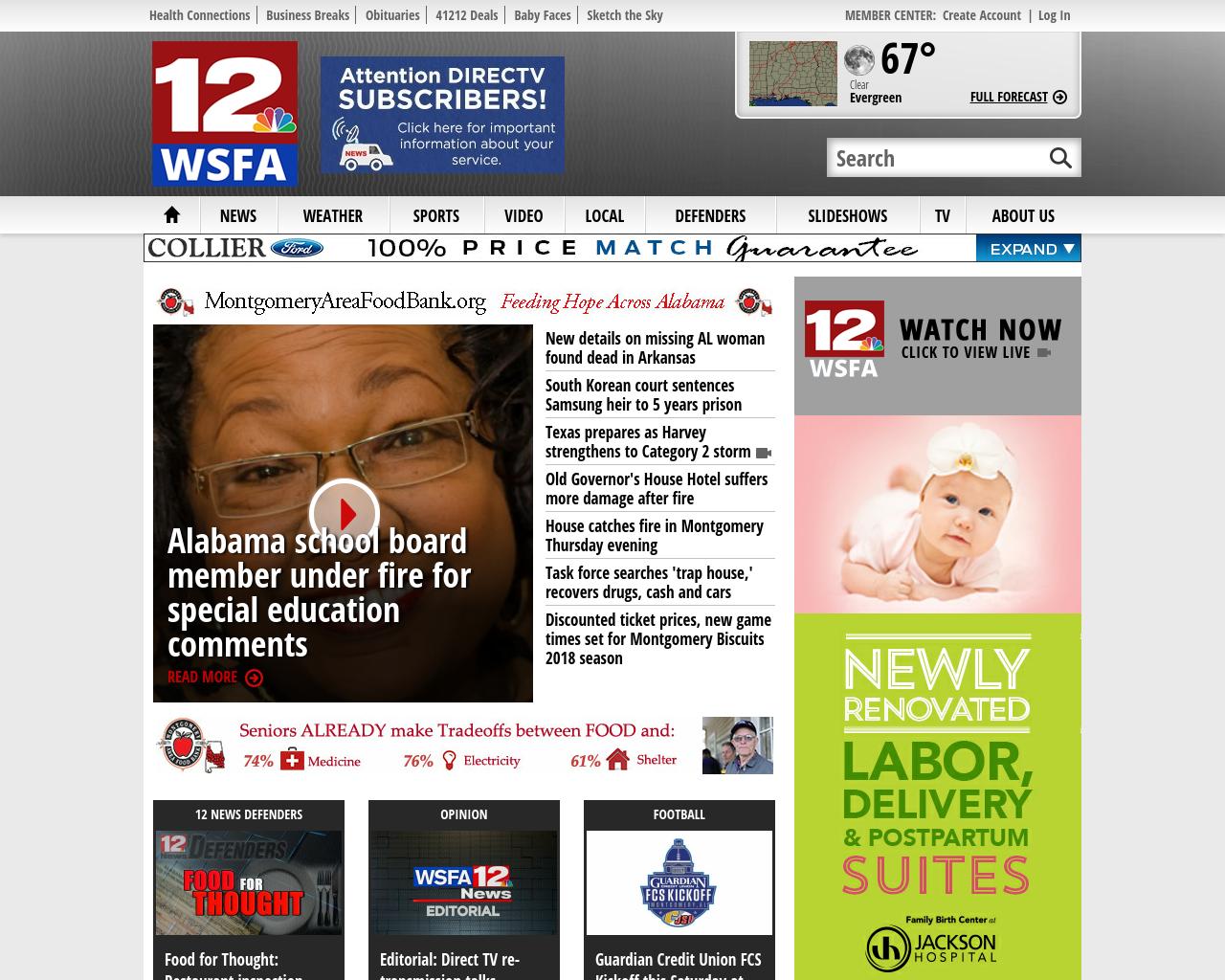 Wsfa Competitors & Alternatives (Ads) in 2019
