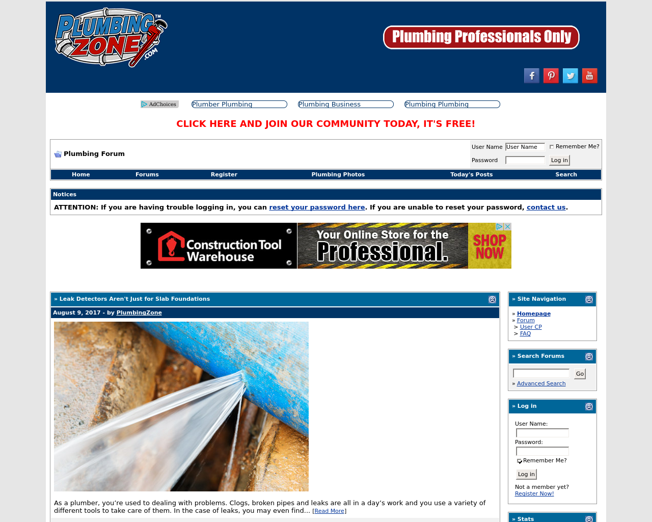 PlumbingZone.com-Advertising-Reviews-Pricing