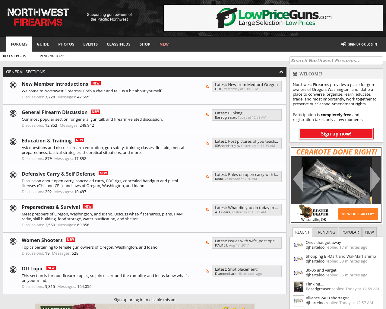 NORTHWEST-FIREARMS-Advertising-Reviews-Pricing