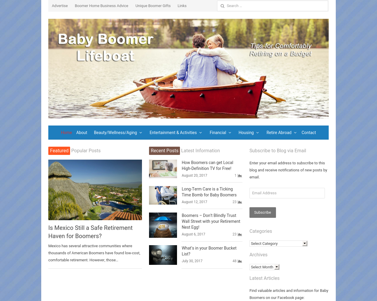 Baby-Boomer-Lifeboat-Advertising-Reviews-Pricing